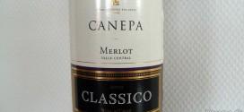 Canepa Classico Merlot 2009 – Chile