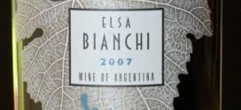 Bianchi – Elsa Syrah 2007