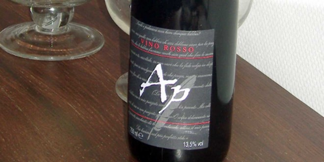 Ap Vino da Tavola Rosso 2007