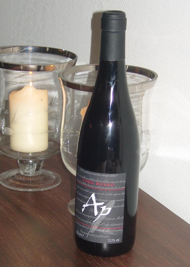 ap vino rosso