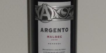 Argento – Malbec 2008