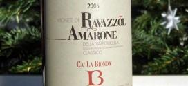 Amarone Classico Ravazzol DOC, Ca La Bionda, Veneto 2006