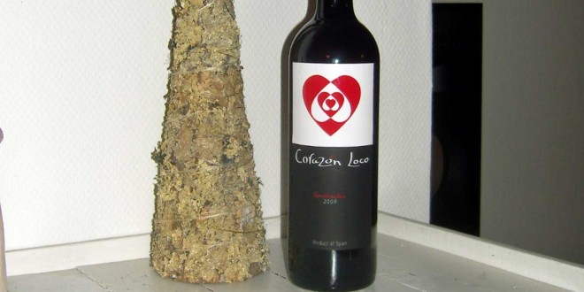 Corazón Loco – Garnacha 2009