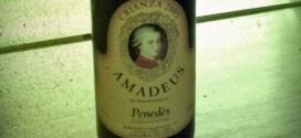 Amadeus Crianza fra Penedes er en spøjs blanding