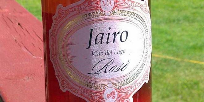 Jairo – Vino del Lago – Rosé 2010