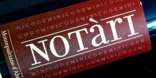 Nicodemi Montepulciano d'Abruzzo Notàri 2006