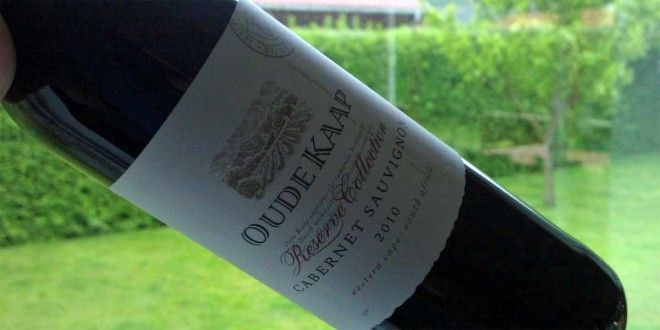 Oude Kaap Reserve Collection Cabernet Sauvignon 2010