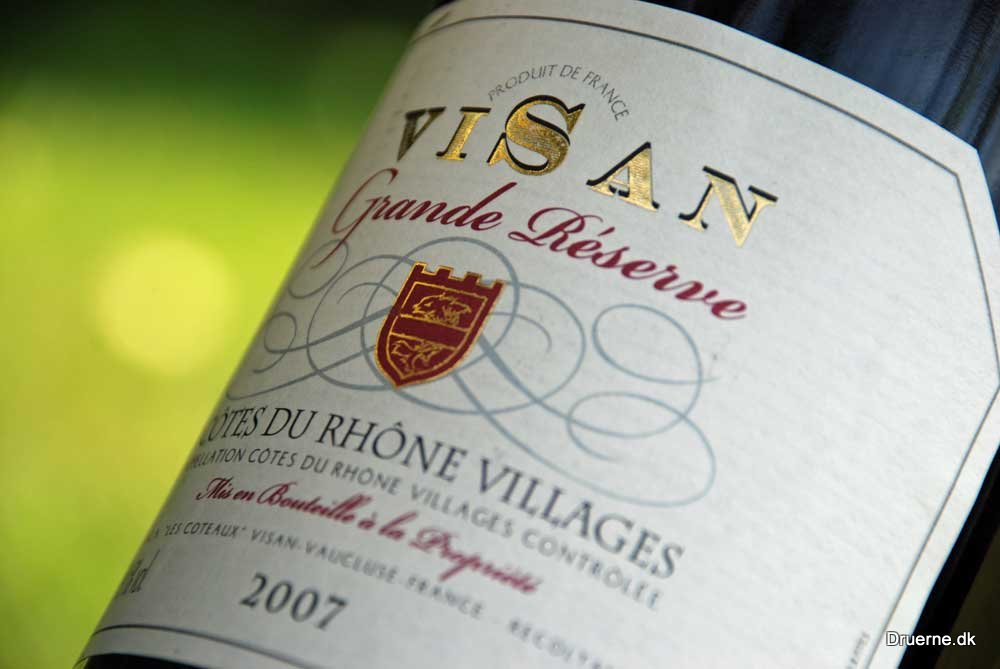 Visan – En god Côtes du Rhône