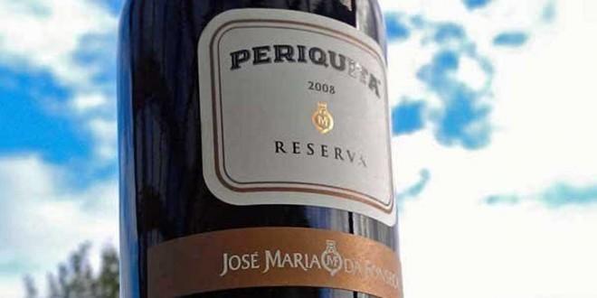 Portugisisk brumbasse – Periquita Reserva 2008