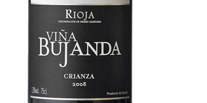 Juleforslag #1: Rioja Crianza Bujanda
