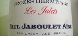 Paul Jaboulet Aîné – Crozes Hermitage Les Jalets