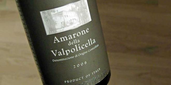 Cantina de Soava – Amarone della Valpolicella 2008