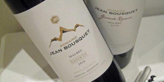 Jean Bousquet Malbec Battle – del 1