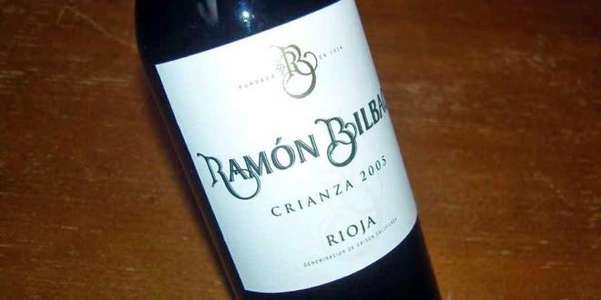 Ramon Bilbao Crianza 2005 Rioja på tilbud til 33,- kr.