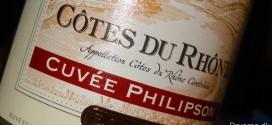 Guigal Cuvée Philipson Côtes du Rhône 2007