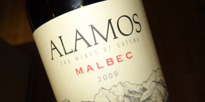 Alamos Malbec 2009