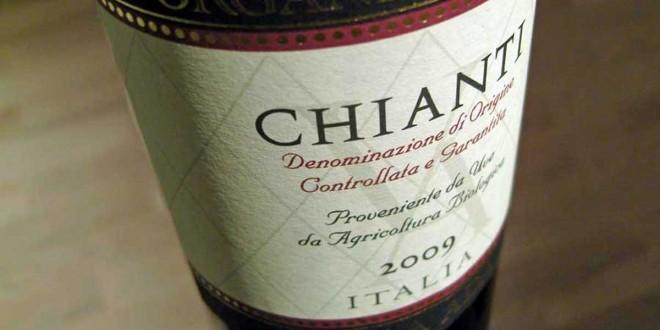 Økologisk Chianti DOCG fra Villa Ada i tilbudskassen