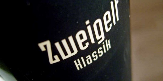 Wendelin Zweigelt Klassik 2009