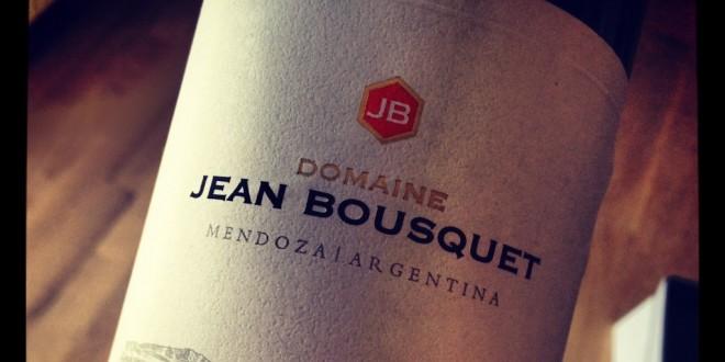 Typisk Malbec fra Jean Bousquet