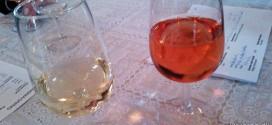 Fransk vinsmagning i Hedensted