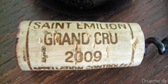 Saint-Emilion Grand Cru 2009