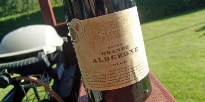 Grande Alberone, en speciel rødvin