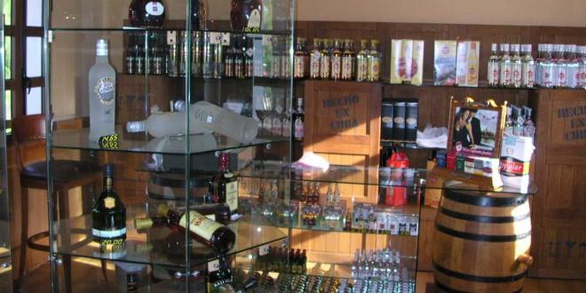 Besøg din vinforretning