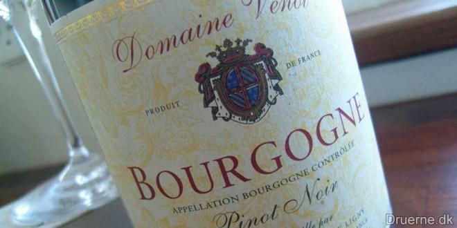 En billig Domaine Venot Bourgogne skuffer på trods af prisen