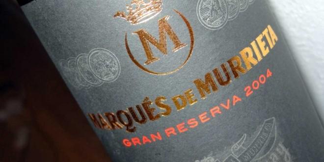 2004 Marqués de Murrieta