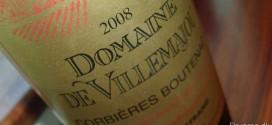 Domaine de Villemajou 2008, Corbières