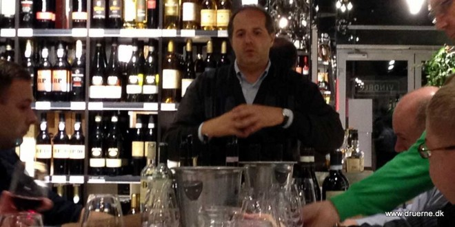 Claudio Lenotti besøger Vejle – del 1