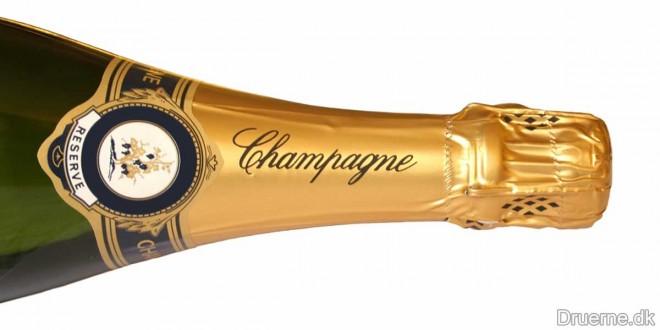 Champagne 2012 vil blive exceptionel