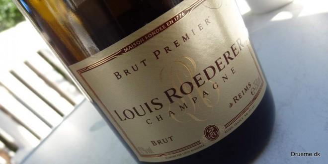 Byd 2013 velkommen i Champagne fra Louis Roederer