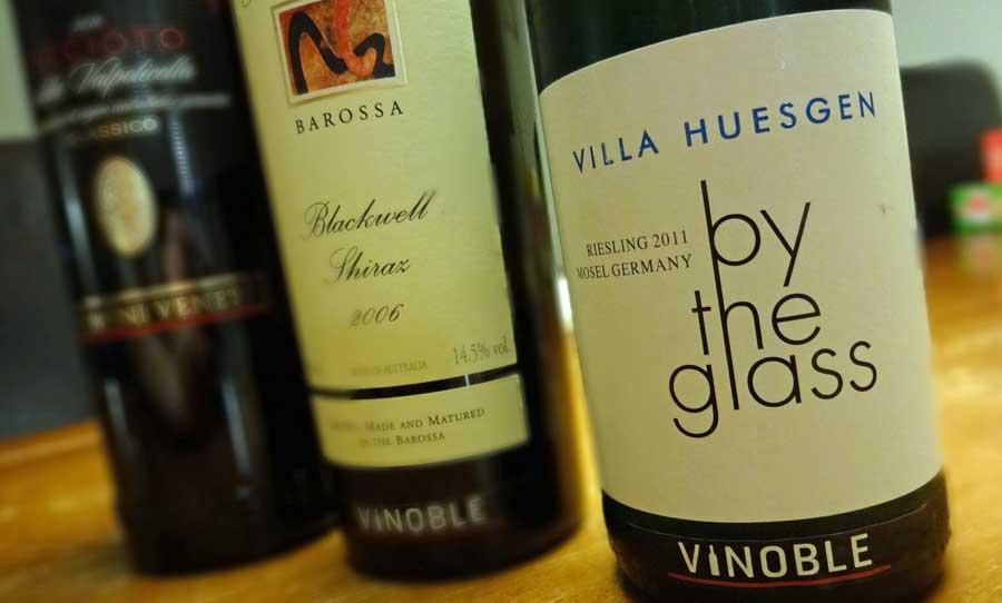 Vinene fra juleaften