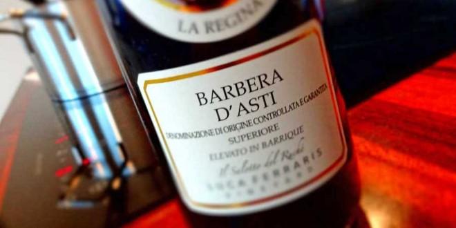 Fyldig Luca Ferraris Barbera D'Asti Superiore 2009