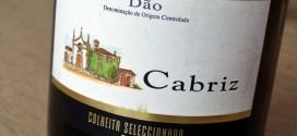 Quinta Cabriz fra Dao i Portugal