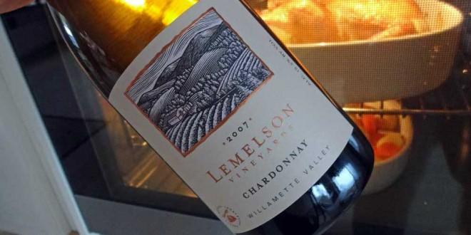 Lemelson Vineyards Chardonnay 2007