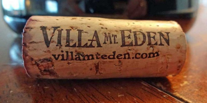 Villa Mt. Eden Zinfandel Grand Reserve Antique Vines 2007