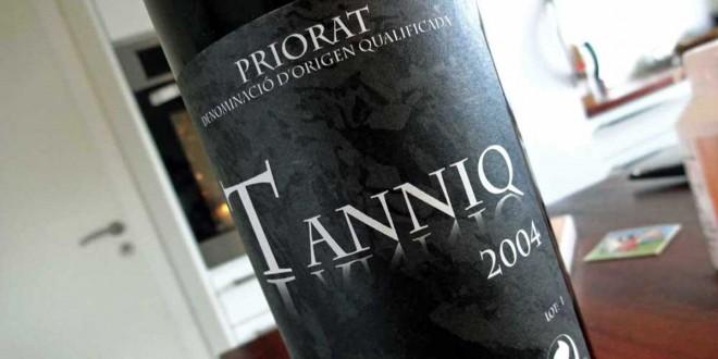 Elegance og kraft i Estriacus Priorat Tanniq 2004