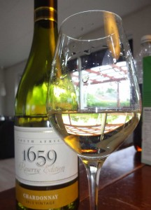 1659 Chardonnay Reserve Edition