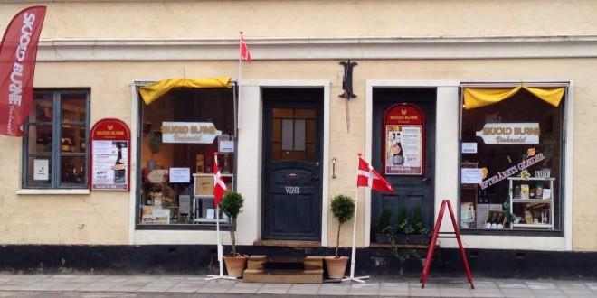 Ny vinforretning i Vejle: Skjold Burne