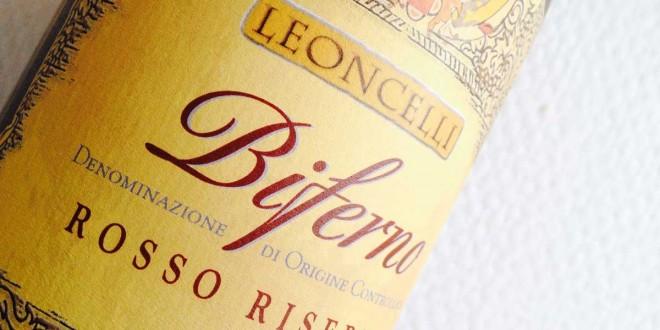 Leoncelli er billig Biferno til 70 kr