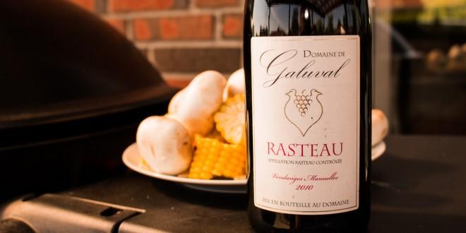 Domaine de Galuval Rasteau 2010