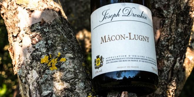 Købt og åbnet på under en time: Mâcon-Lugny 2012