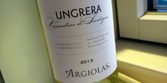 "Ungrera Vermentino – ""Dansk"" vin fra Sardinien"