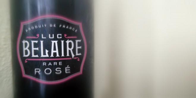 Luc Belaire mousserende vin – TastingClub har leveret