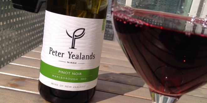 Peter Yealands Pinot Noir