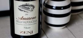 Zeni Amarone Classico 2011