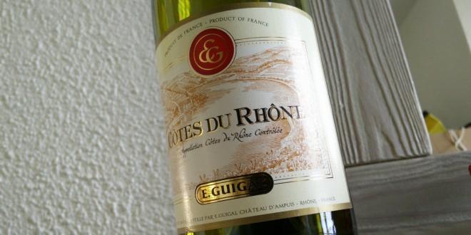 Julen 2015 – skal der drikkes Guigal Cotes du Rhone?
