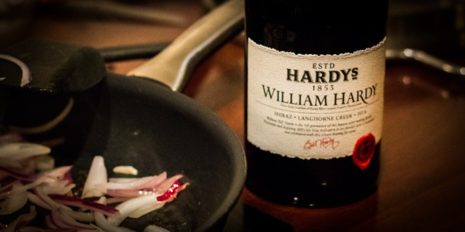 William Hardy Langhorne Creek Shiraz